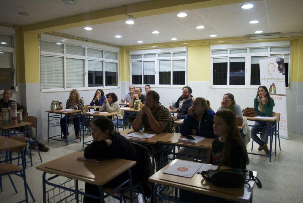 Convivencia armónica con loros. Jerez_noviembre 14. Yolcati-10