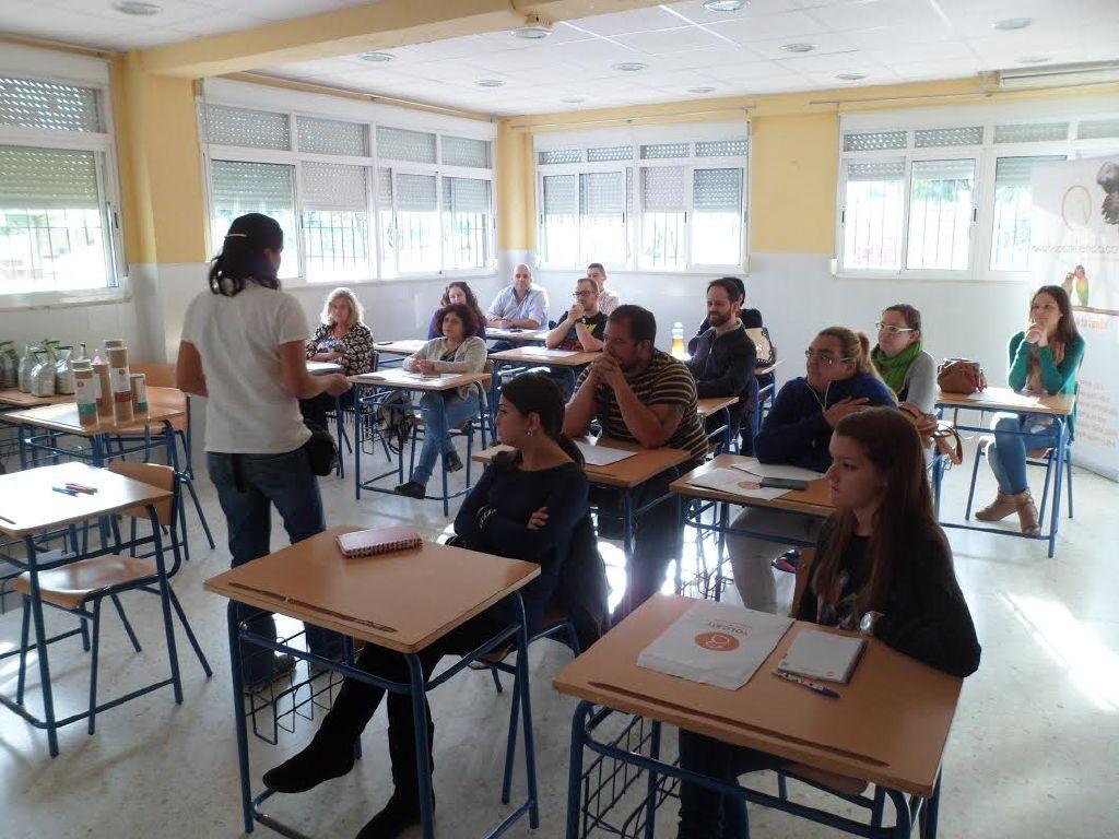 Convivencia armónica con loros. Jerez_noviembre 14. Yolcati-4