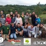 Grupo Asturias 2015 entrenamiento app