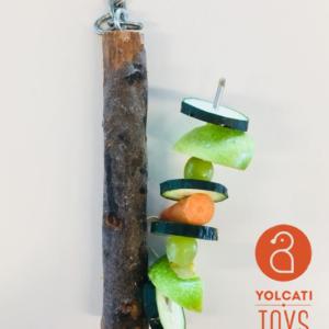 Brocheta porta frutas Yolcati